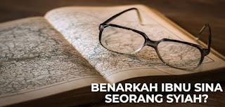 Benarkah Ibnu Sina Seorang Syiah?