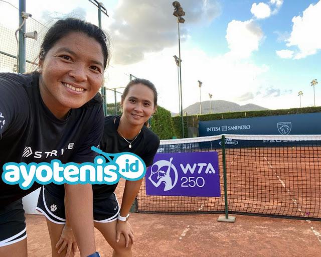 Terhenti di Palermo, Jessy Rompies Alihkan Fokus ke Turnamen WTA Belgrade