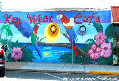 Key West Cafe in Wildwood, New Jersey
