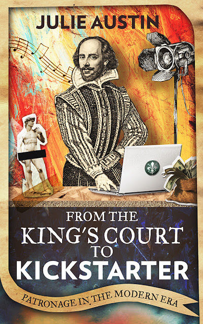 """From the King's Court to Kickstarter: Patronage in the Modern Era"" dispels the myth of the starving artist and provides a roadmap for entrepreneurial artists of all kinds who want to create the kind of art they are passionate about and make a great living doing it."