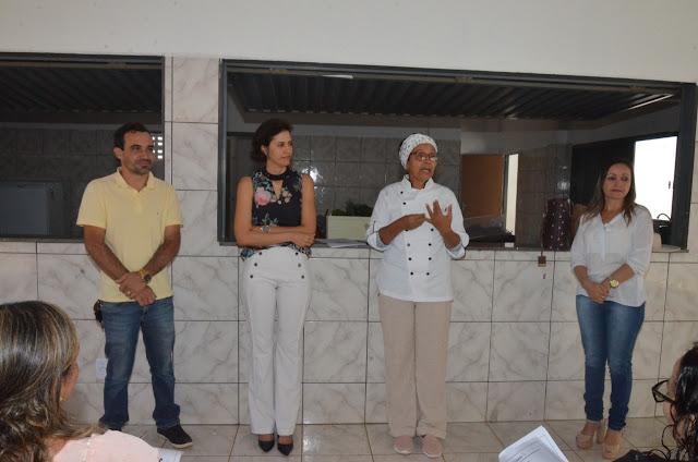 Governo municipal de Formosa do Rio Preto promove curso de Cozinheiro Comercial
