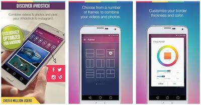 Aplikasi Video Kolase di Android 5