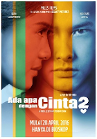 Sinopsis Film ADA APA DENGAN CINTA? (AADC?) 2016
