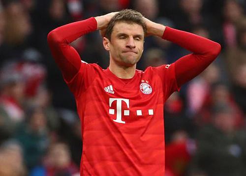 Muller lên tiếng, hé mở viễn cảnh rời Bayern