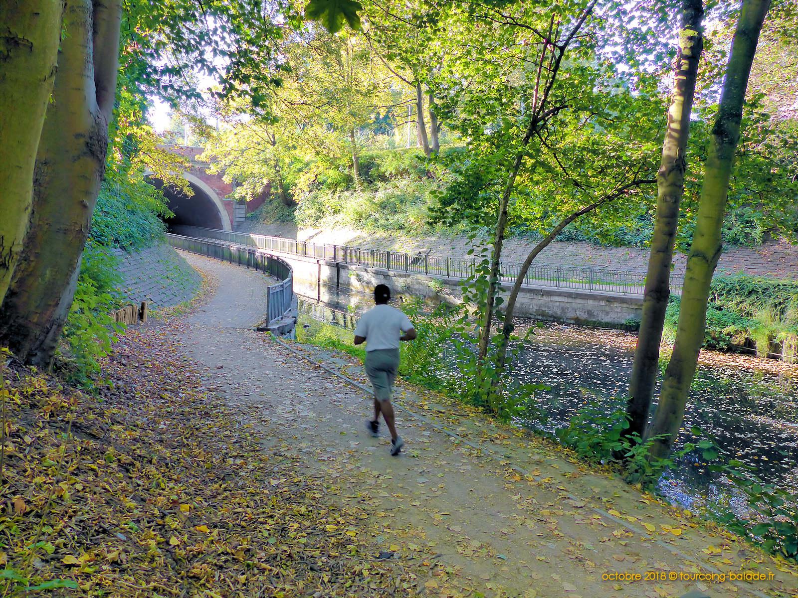 Jogging Cardio au Canal de Tourcoing, 2018