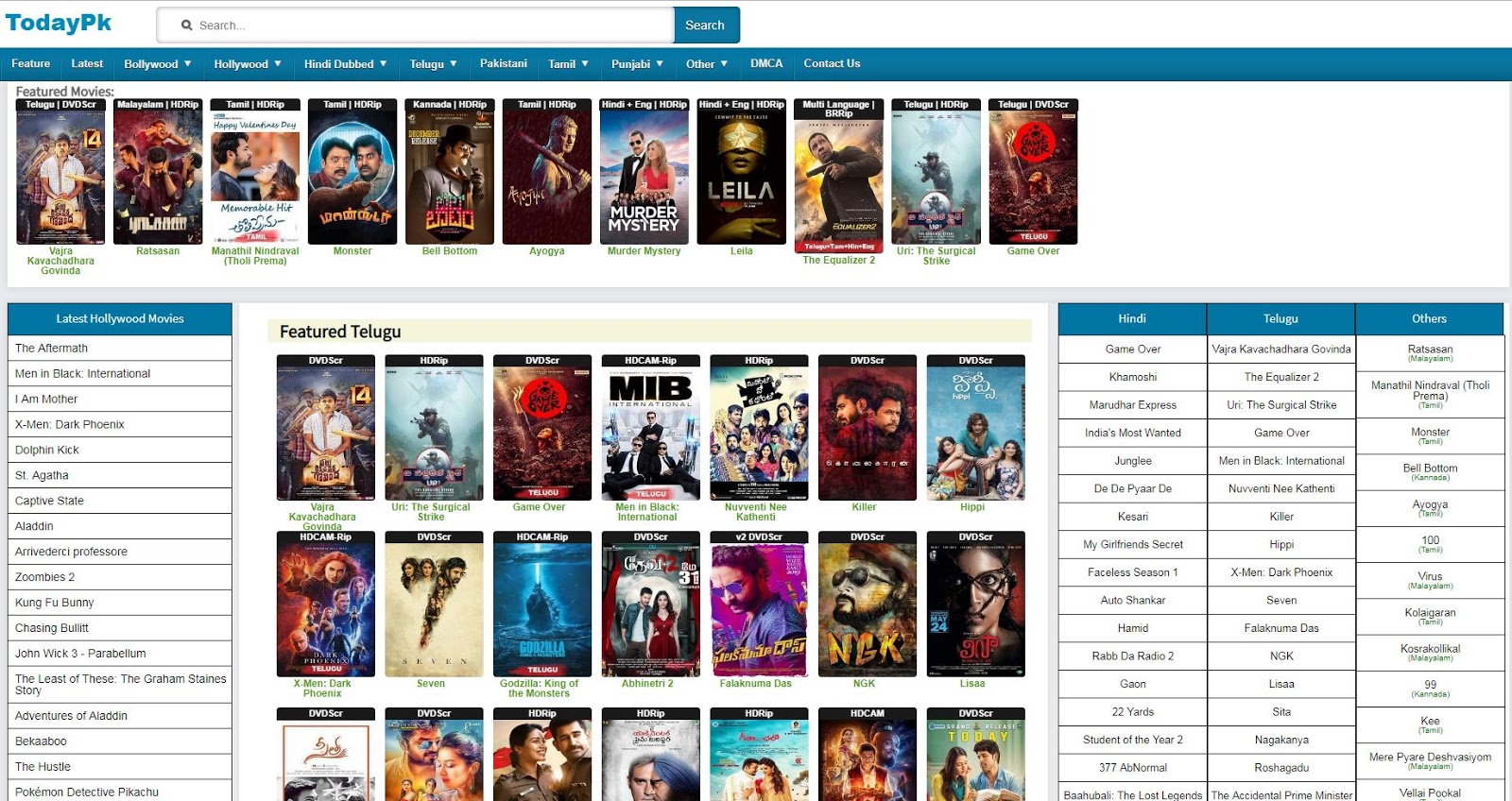 todaypk 2019 torrent magnet