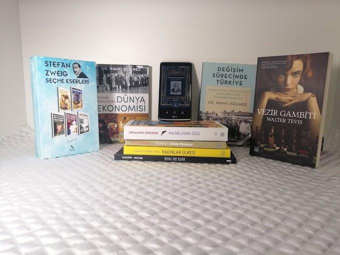 Şubat Ayında Aldığım Kitaplar 2021