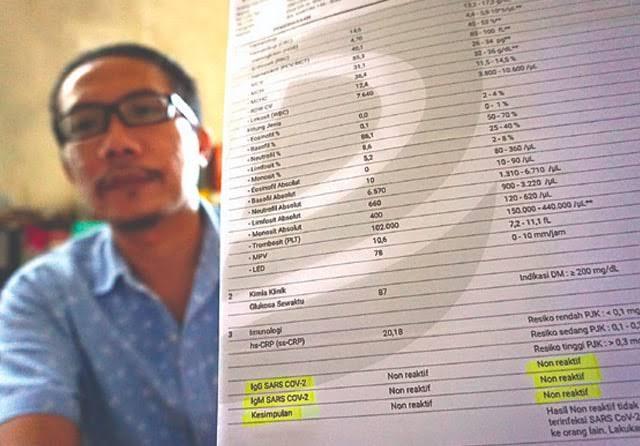 Pengacara di Surabaya Izin Pindahkan Jenazah Ayahnya dari Pemakaman COVID-19