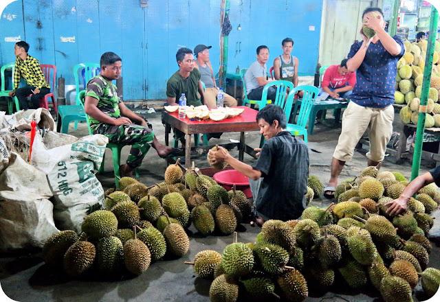 Durian+Pasar+Kuto+Palembang