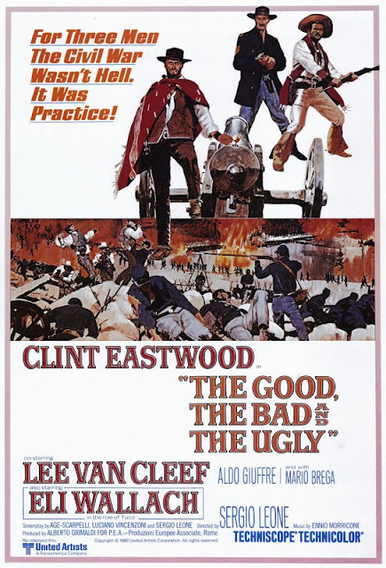 sergio leone's the good, the bad and the ugly