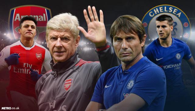 Prediksi-Chelsea-vs-Arsenal-17-September-2017