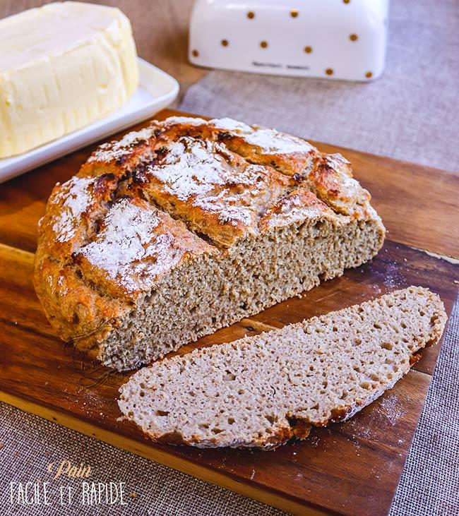 pain maison recette