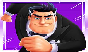 تحميل لعبه Agent Dash مهكره اخر اصدار