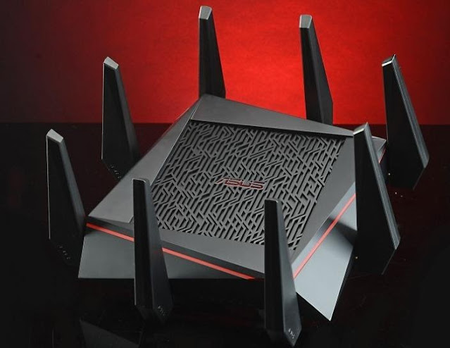 Upgrade to a modern router