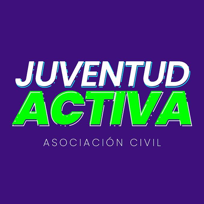 """Logotipo para la Asociación Civil """"Juventud Activa"""""""