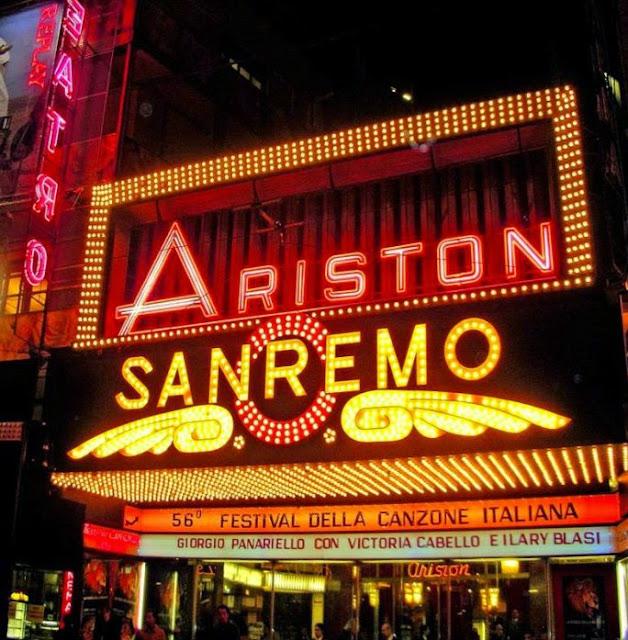 Le canzoni di Sanremo più belle testi