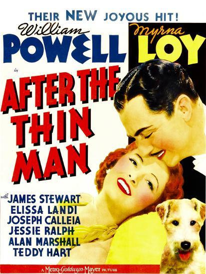 Watch After the Thin Man (1936) Free Full Movie