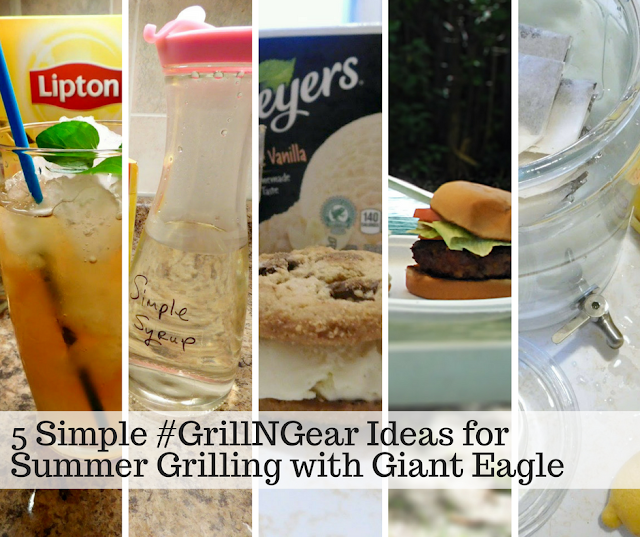 Simple #GrillNGear Ideas for Summer Grilling with Giant Eagle