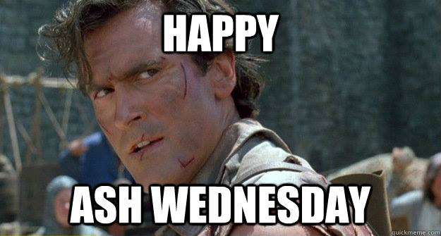 Ash Wednesday Wishes for Whatsapp