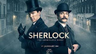 Los Lunes Seriéfilos Sherlock