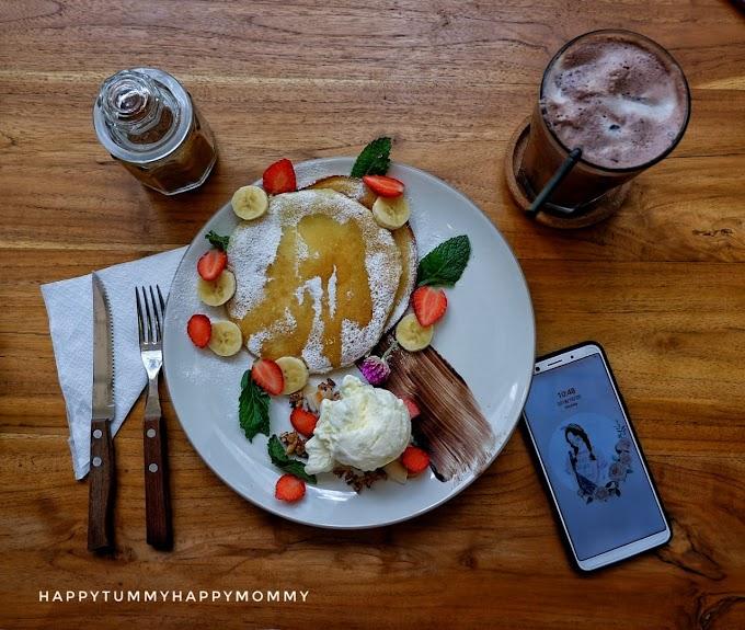 Sarapan di Sama Dengan Coffe Bandung