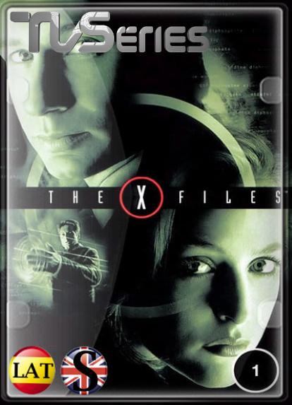 Los Expedientes Secretos X (Temporada 1) HD 1080P LATINO/INGLES