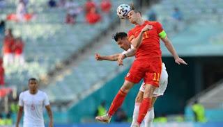 موعد مباراة تركيا و ويلز في بطولة يورو 2020