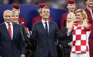 بوتين: لقد منعنا 25 مليون هجوم الكتروني في كأس العالم