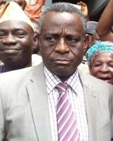 Professor Anthony Elujoba
