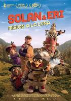Estrenos de cine en España 5 Diciembre 2019: 'Solan & Eri, misión a la Luna'