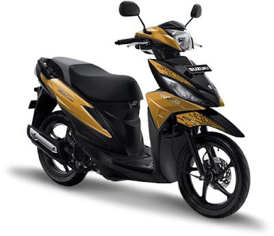 Ukuran Roller Suzuki Address Biar Kenceng