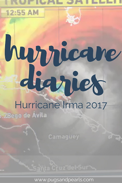 Hurricane Diaries - Irma 2017
