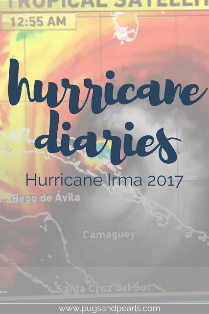 Hurricane Diaries - Irma 2017