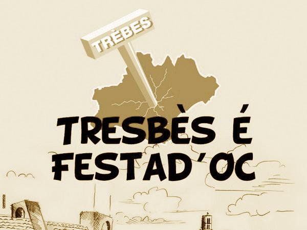 Tresbès é Festa d'Oc