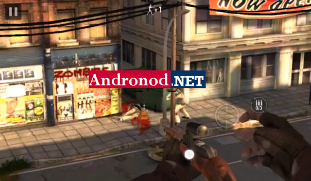 Zombie Hunter Apocalypse v2.4.2 Mod Apk Terbaru