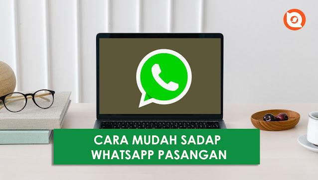 Cara Sadap No Wa/WhatsApp Dengan Kode *21* Tanpa Verifikasi