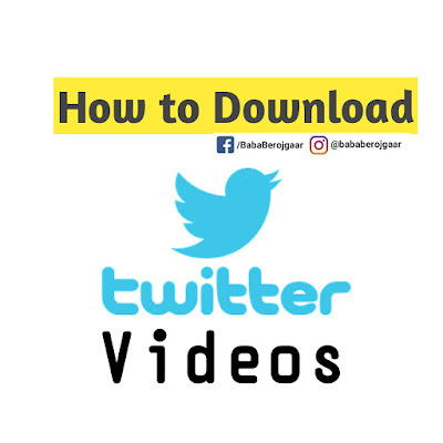 How to download Twitter Videos (Easy Way)