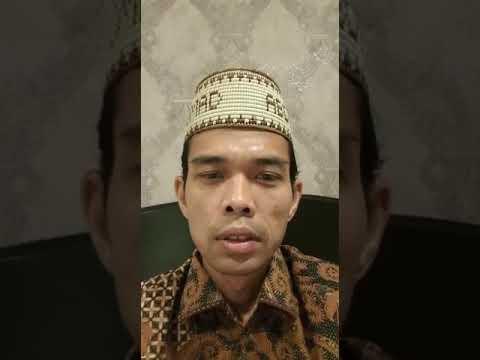 Kabar UAS Dukung Jokowi 2 Periode Ternyata Hoax, Ini Klarifikasinya
