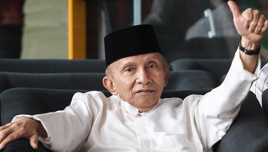 Pengurus Wilayah PAN Ingin Bersama Jokowi, Bagaimana dengan Amien Rais?