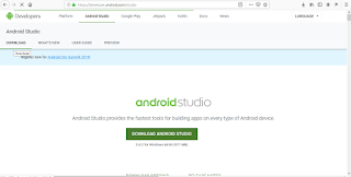 download dan install android studio