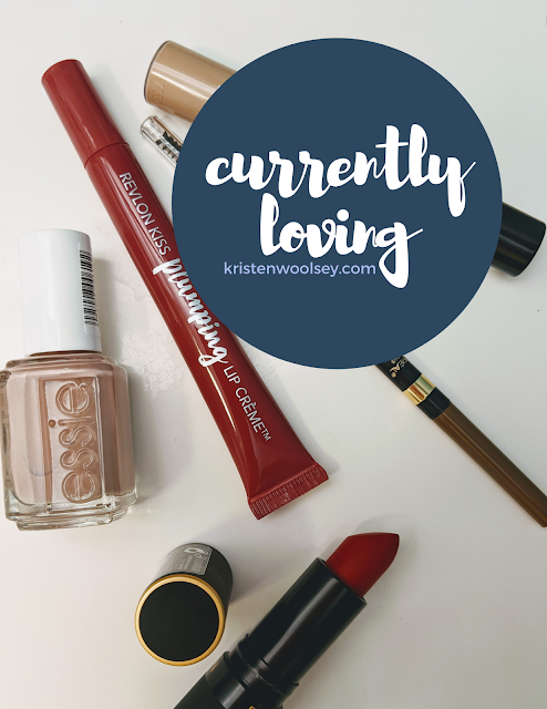 Drugstore Beauty Faves | www.kristenwoolsey.com