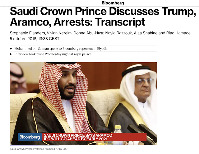 Падение сионистского дома Саудов и возможная попытка государственного переворота в России