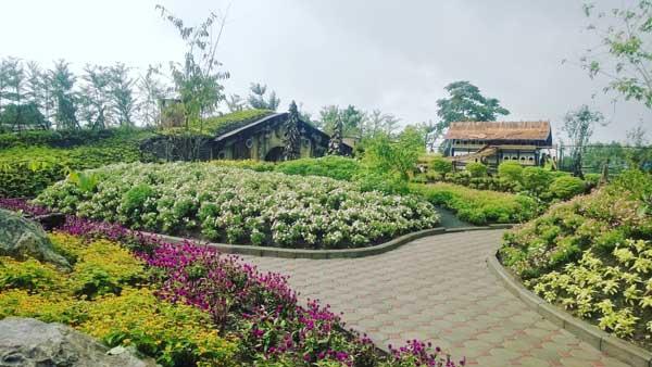 Farmhouse Susu Lembang, Bandung