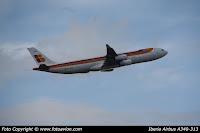 Airbus A340 / EC-GHX