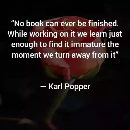 Karl Popper Quotes in English
