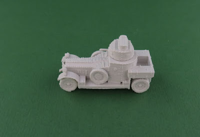 Rolls Royce Armoured Car picture 12