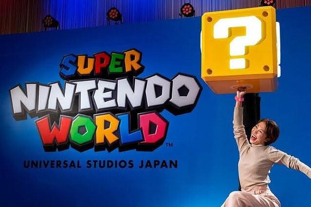 【生活分享】電玩迷不能錯過,日本環球影城的「超級任天堂世界」主題樂園 - 透過能量手環來還原敲磚、吃金幣的真實感