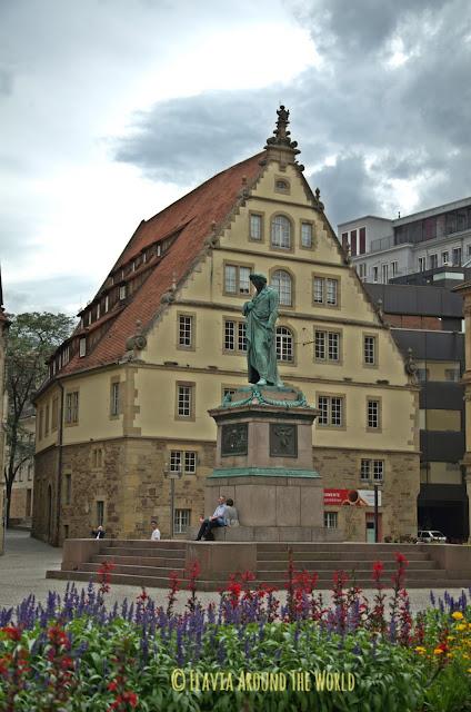 Schilleplatz Stuttgart