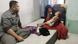Ke Banda Aceh Demi Anak Berobat