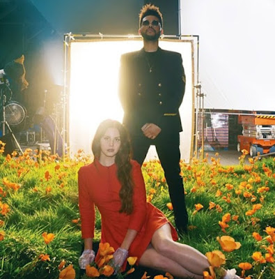 "Lana Del Rey Unveils New Single ""Lust For Life"" ft. The Weeknd"